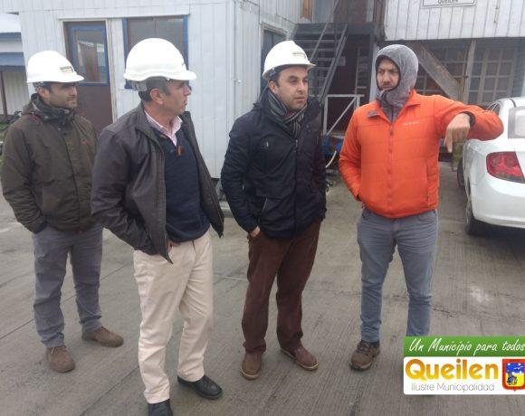 Nueva explanada en sector portuario de Queilen ya es una realidad