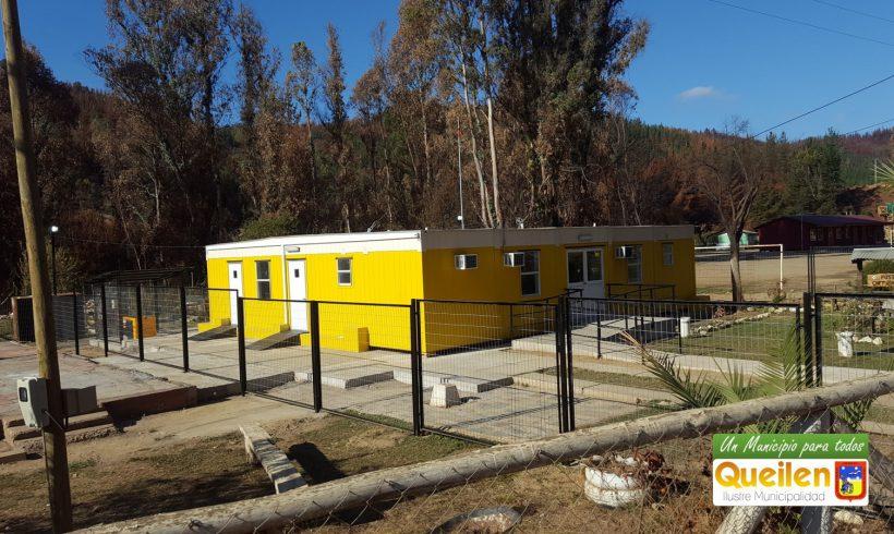 Se lograron 150 millones de pesos para nueva posta modular de Pureo
