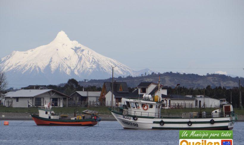 Queilen logra 267 bonos para la pesca artesanal