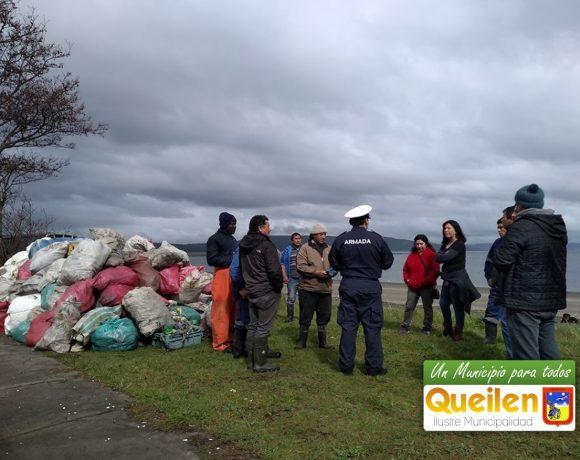 Queilen se prepara para su primera Muestra de Reciclaje Sustentable