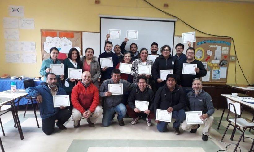 CONSTITUCIÓN DE LA RED DE CONVIVENCIA ESCOLAR
