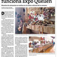 HASTA FINES DE FEBRERO FUNCIONA EXPO QUEILEN