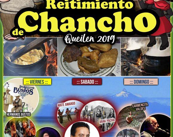 QUEILEN Y CHILOÉ COMIENZAN A VIVIR UNA NUEVA VERSIÓN DE EL REITIMIENTO DE CHANCHO