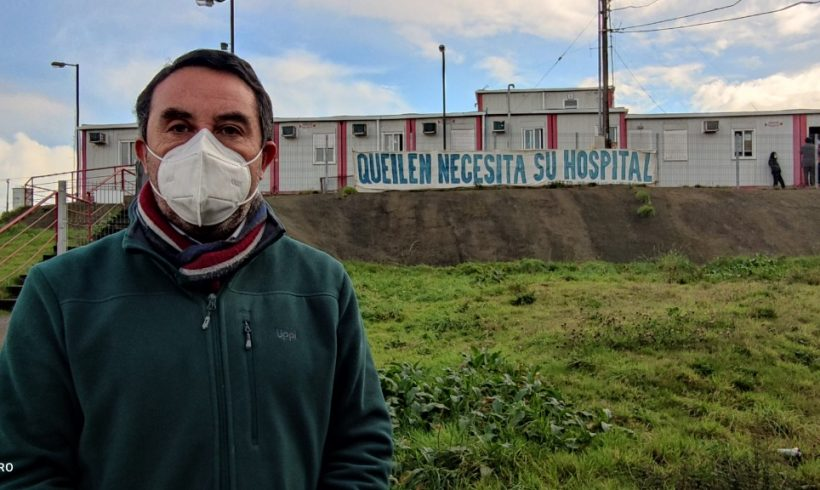 Empresa que construiría el nuevo hospital de Queilen dejó el proyecto
